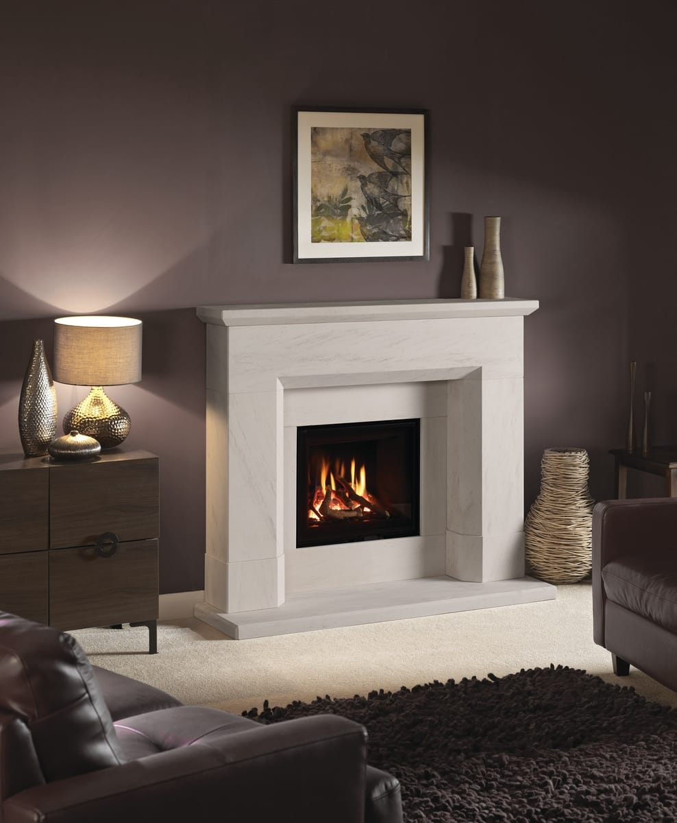 The Advantage Of Having A Stone Fireplace Surround