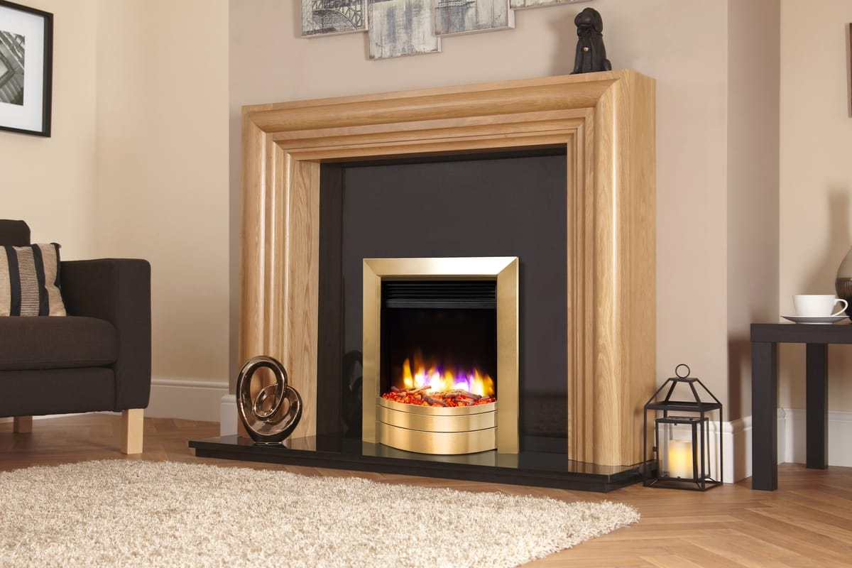 Ultiflame Vr Essence Satin Brass