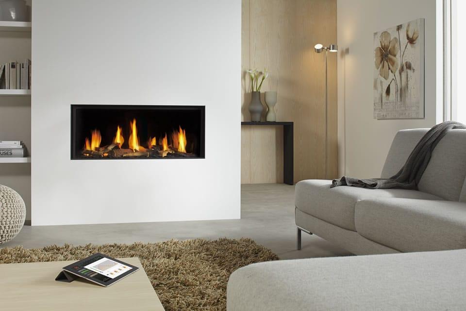 Gas Fires Dru Metro 100xt Battlesbridge Phoenix Fireplaces Essex