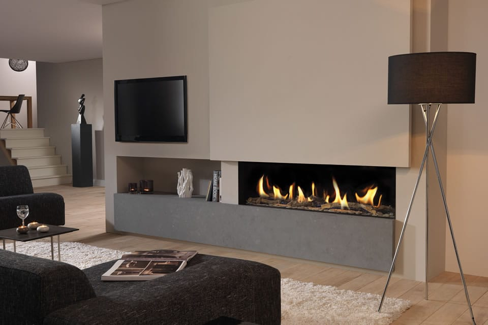 The Pros And Cons Of Hanging A TV Above Your Fireplace