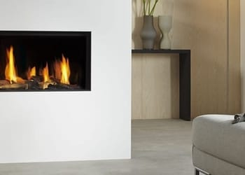 DRU Metro 100XT Balanced Flue Gas Fire