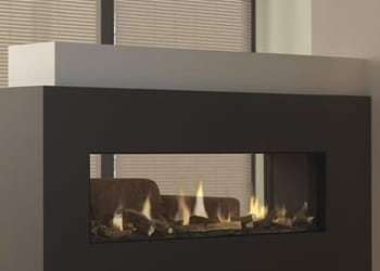 Dru Metro 150XT Tunnel Gas Fire