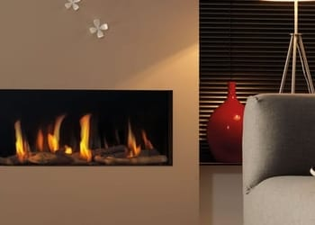 DRU Metro 80XT Balanced Flue Gas Fire