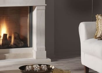 DRU Passeo Balanced Flue Gas Fire
