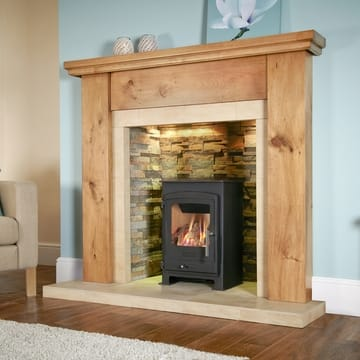 Portway 1 Contemporary Balanced Flue Gas