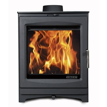 Portway Luxima Wood Flames